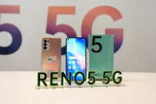Oppo Reno5 5G dijual perdana di Indonesia, nih 3 penawaran menarik