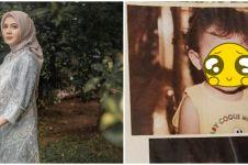 8 Potret masa kecil Kesha Ratuliu, senyumnya bikin gemas