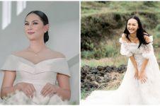 8 Momen bridal shower Kalina Oktarani, sampai diceburkan ke kolam