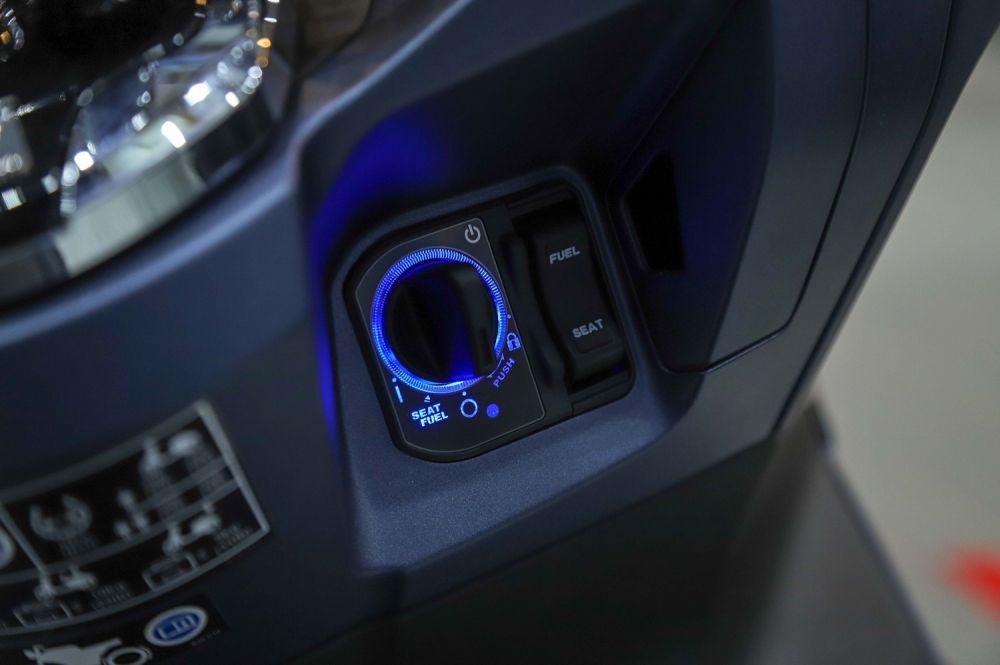 All New Honda PCX 160  © 2021 brilio.net