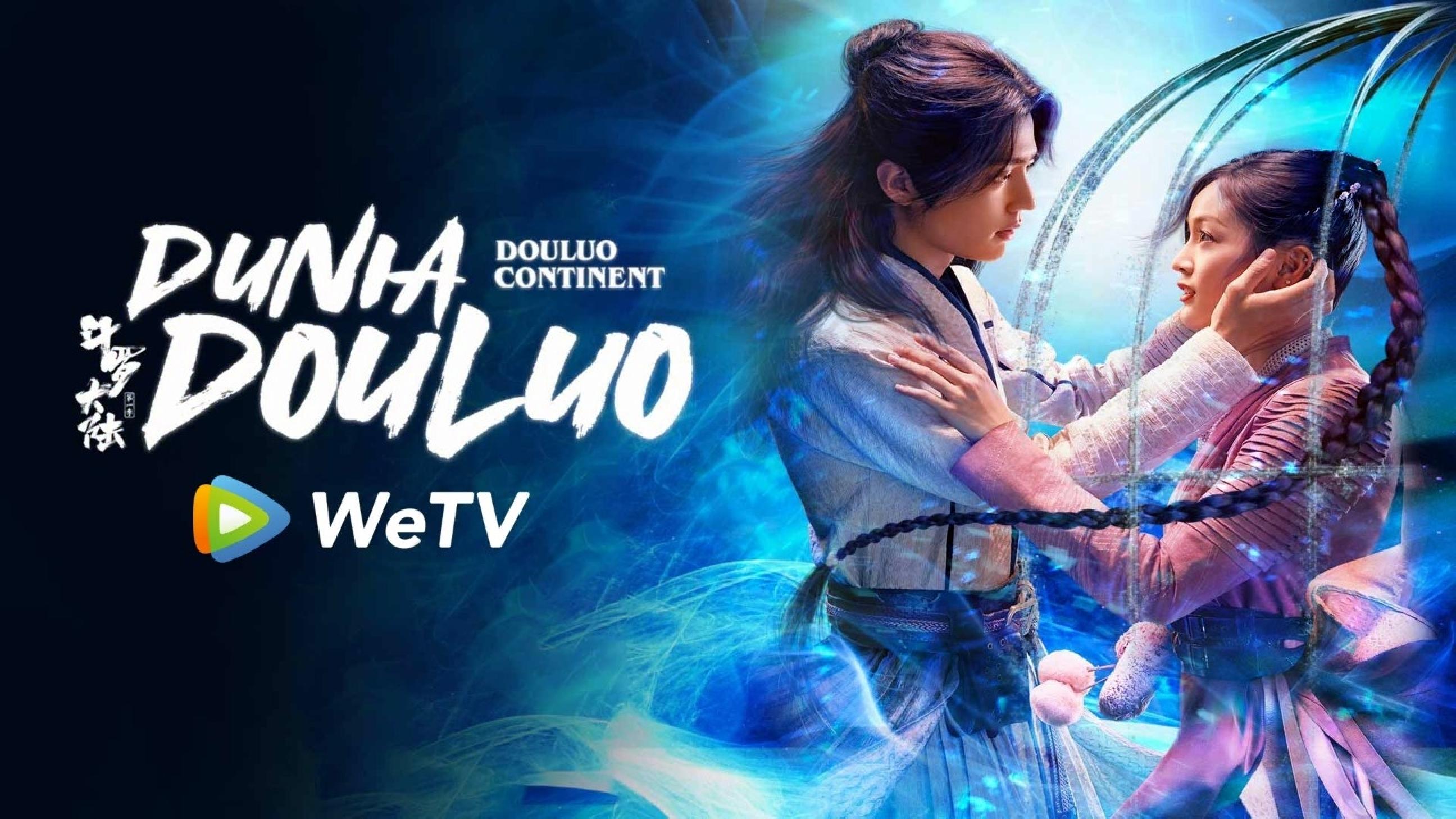 Douluo Continent, kisah drama para roh petarung dalam intrik istana