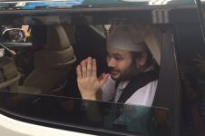 Ridho Rhoma kembali ditangkap polisi karena narkoba, nggak kapok
