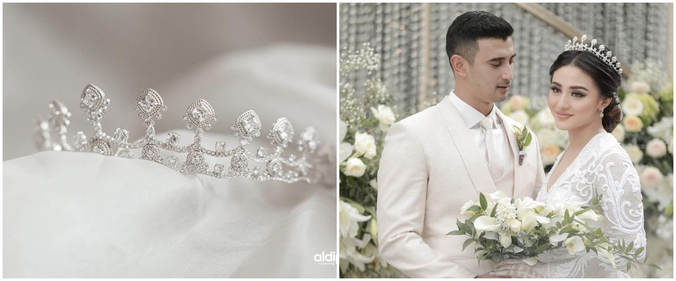 14 Pernak-pernik pernikahan Ali Syakieb dan Margin Wieheerm