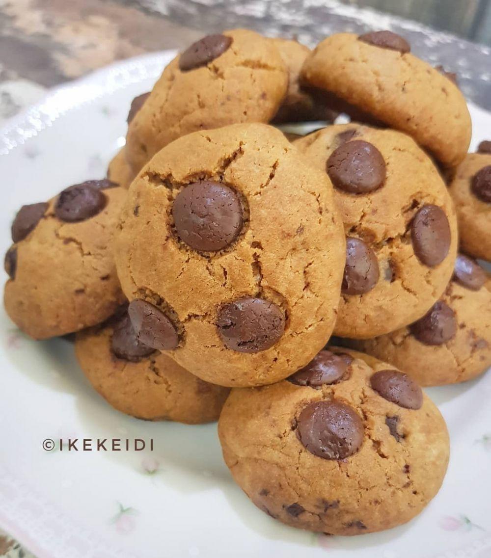 Resep kue kering dari coklat batang Instagram