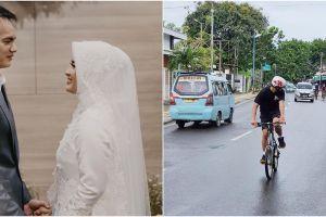 8 Potret Ikke Nurjanah & Karlie sebelum menikah, sering gowes bareng