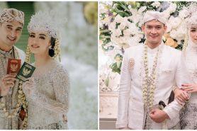 Pesona Margin Wieheerm dan 11 pesinetron menikah dengan adat Sunda