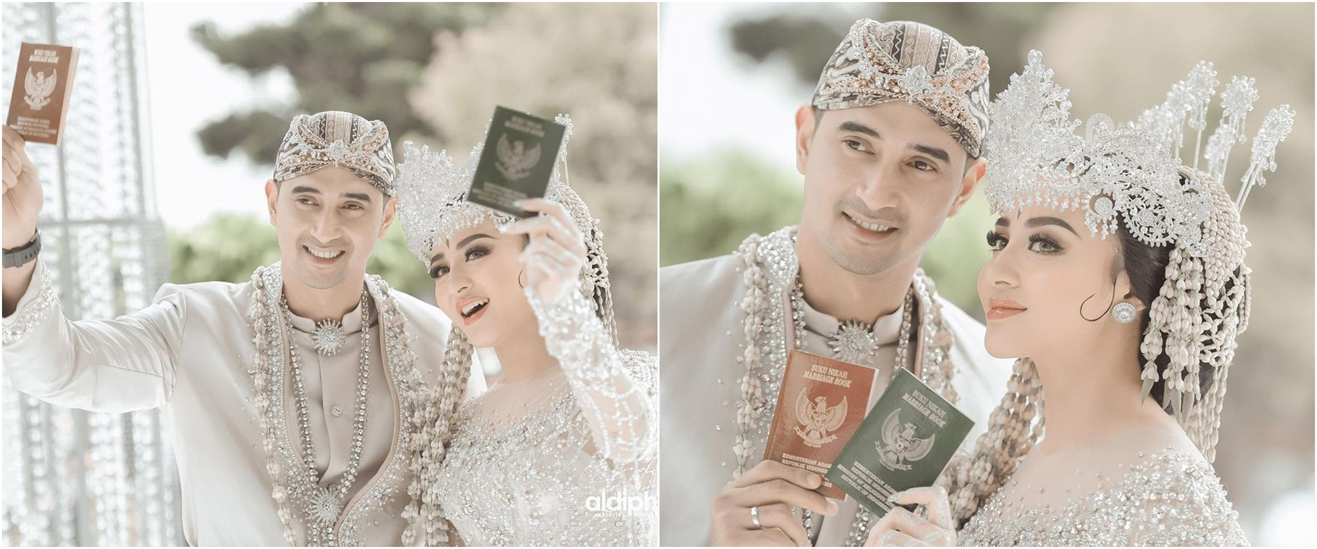 Ali Syakieb & Margin Wieheerm rencanakan honeymoon ke Tanah Suci