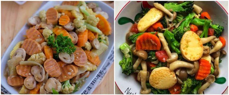 10 Resep cah jamur ala rumahan, enak, sederhana, dan mudah dibuat
