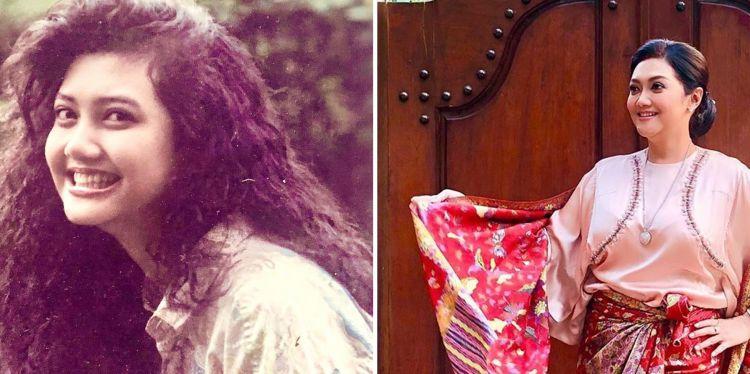 Bella Saphira ganti gaya rambut, dipuji awet muda dan makin fresh