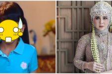 8 Potret Kesha Ratuliu saat awal karier, wajah imutnya bikin gemas