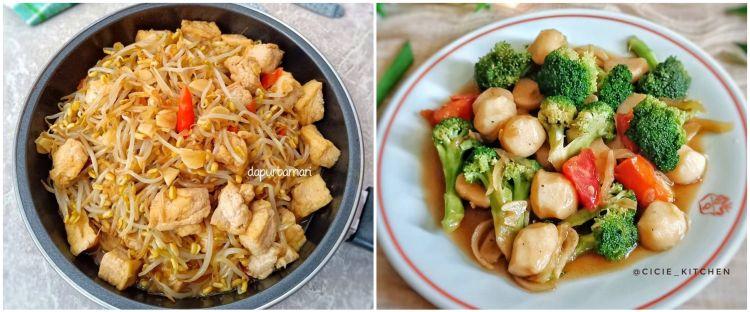 10 Resep kreasi sayur dua bahan, jadi menu andalan untuk sarapan