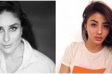 Disebut mirip, intip 10 potret Margin Wieheerm dan Kareena Kapoor