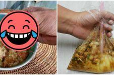 11 Potret cara makan bubur, bikin tim nggak diaduk tepuk jidat