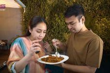 10 Momen Nagita Slavina masak udang porsi jumbo, resepnya disorot