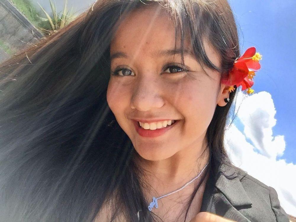 Pesona Sabrina Ristawan © 2021 brilio.net