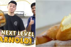 5 Olahan kaki lima ini diubah Chef Arnold jadi sekelas restoran mewah