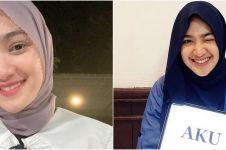 7 Potret penampilan terbaru Cut Syifa, putuskan memakai hijab