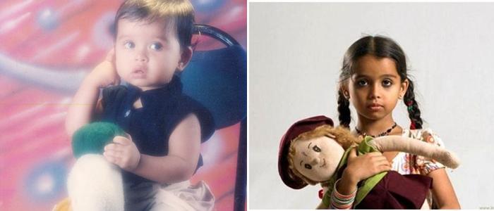 Masa kecil aktris serial Bollywood © 2021 brilio.net