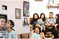 8 Momen Awkarin beri kejutan ulang tahun ayah, kadonya curi perhatian