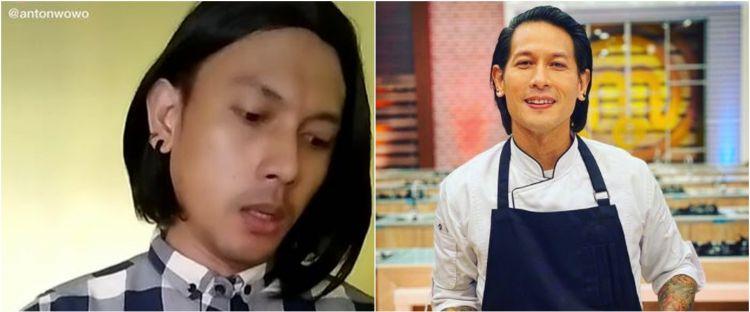 6 Potret Anton Wowo, seleb TikTok yang disebut 'kembaran' Chef Juna