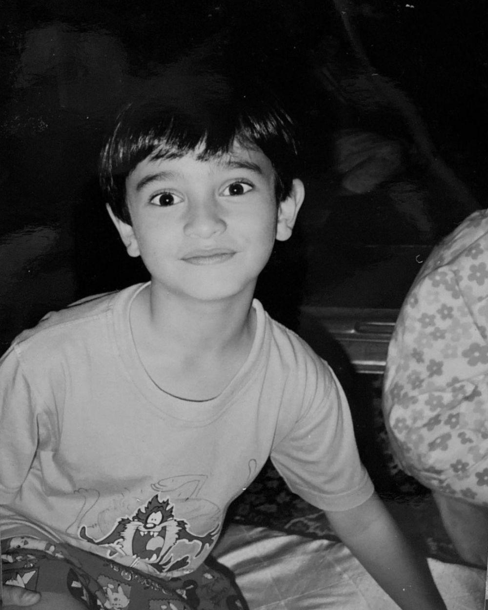 masa kecil seleb berdarah arab © berbagai sumber