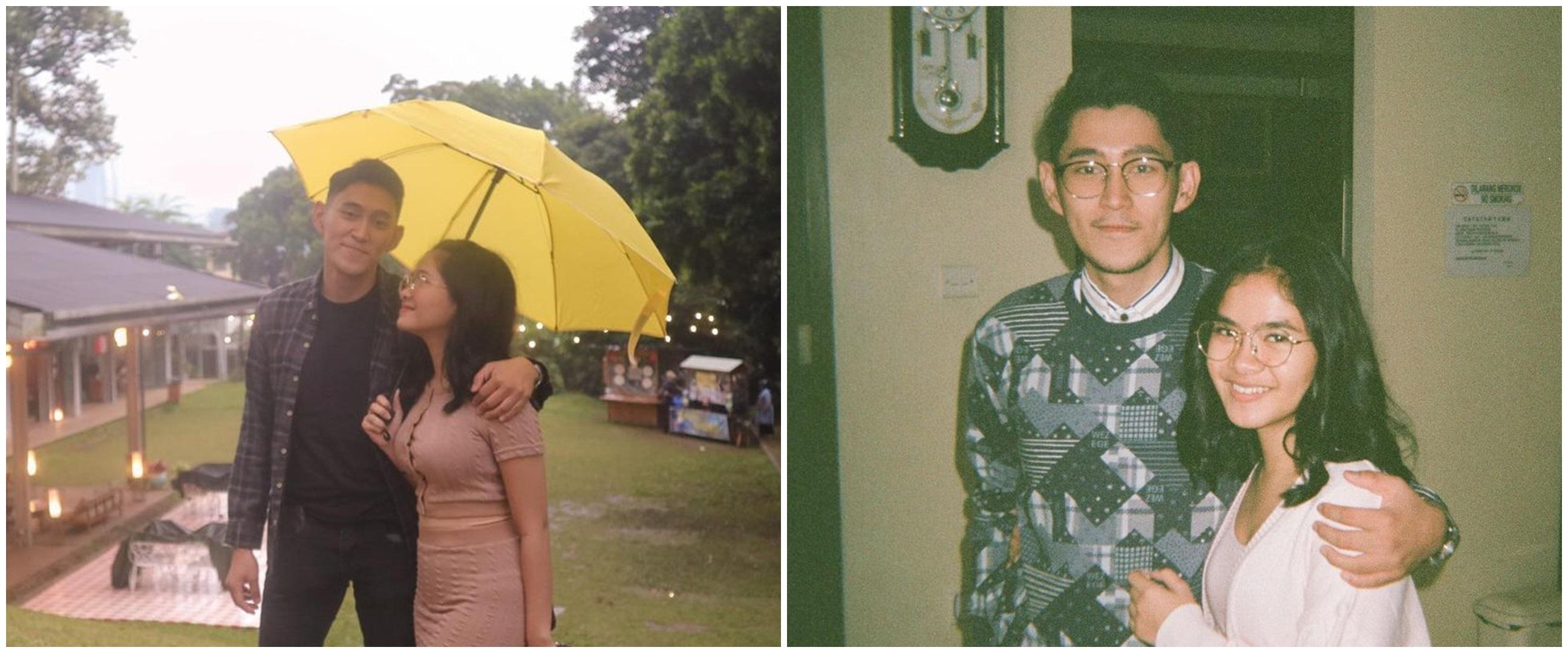 10 Potret manis Salshadilla Juwita dan pacar baru, didoakan berjodoh
