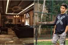 12 Potret rumah Alshad Ahmad sepupu Raffi Ahmad, ada harimaunya