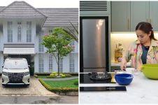 11 Potret terbaru rumah Raffi Ahmad usai renovasi, sofanya canggih