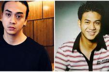 10 Transformasi gaya rambut Dimaz Andrean, dari jambul hingga gondrong