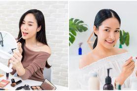 Cuma modal smartphone, ini 5 cara maksimalkan konten video beauty vlog