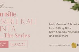 'Seribu Kali Cinta' The Series, ungkap rahasia kisah cinta selebriti