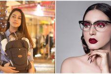 Biasa tampil natural, ini 10 potret Nabila Syakieb pakai makeup tebal
