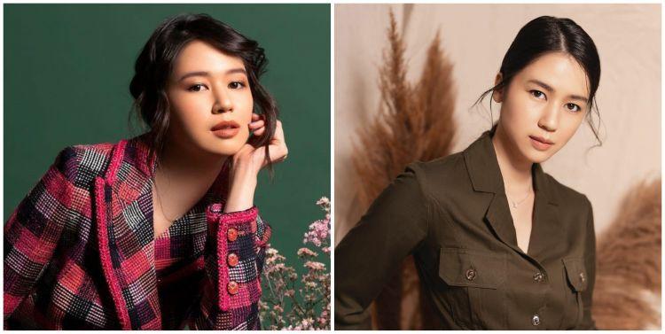 10 Gaya pemotretan Laura Basuki, cantik dengan tema floral