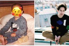 8 Potret masa kecil Dimas Beck, wajah bulenya curi perhatian