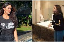 Penampakan kamar mandi 6 seleb Indonesia, fasilitasnya serba canggih