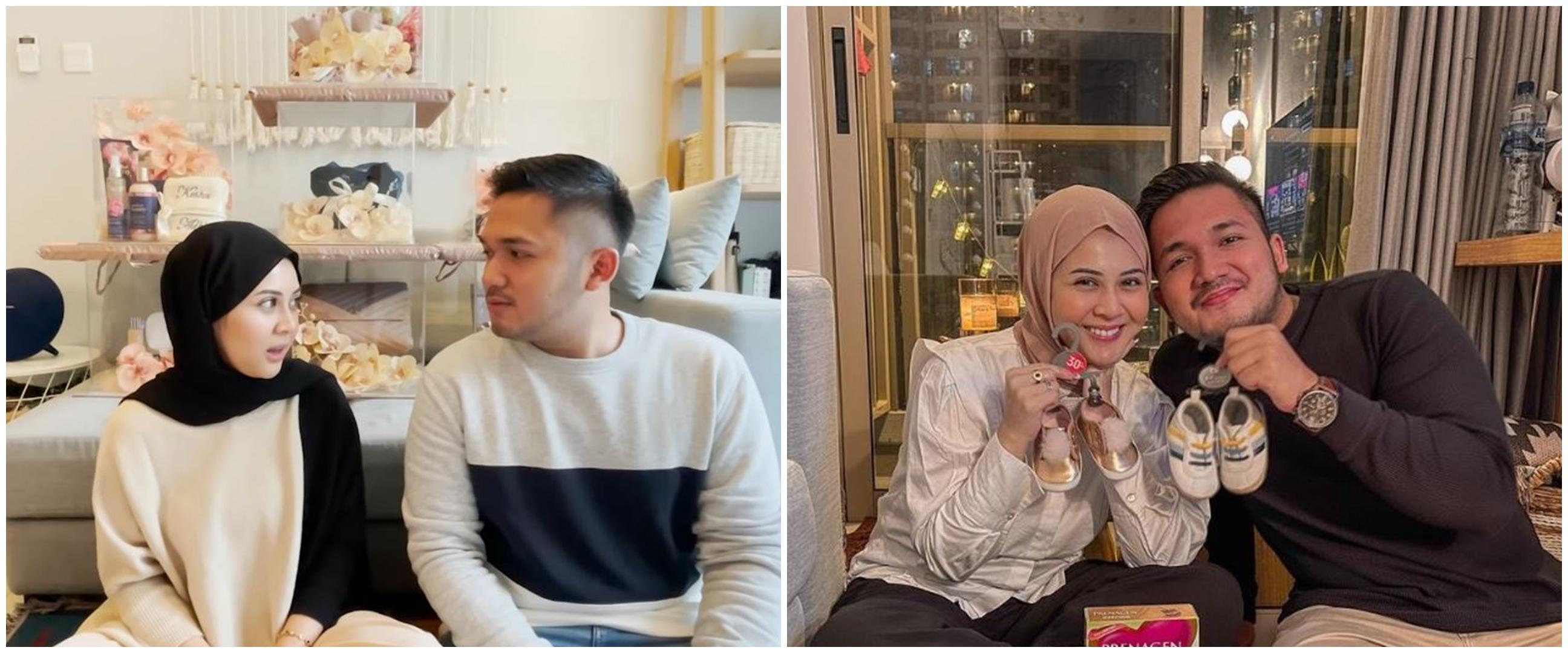 10 Penampakan apartemen Kesha Ratuliu dan Adhi Permana, minimalis