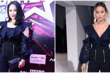 6 Momen Nagita Slavina kembaran baju dengan seleb dunia, berkelas