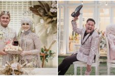 10 Potret isi seserahan pernikahan Kesha Ratuliu, simpel tapi elegan