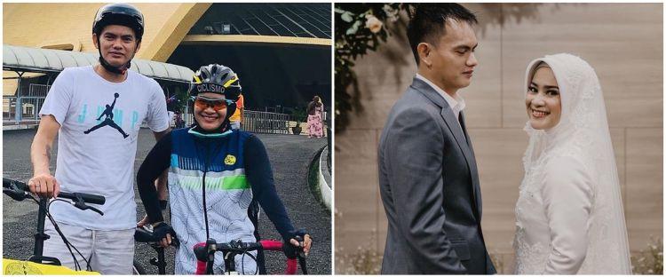 8 Potret kebersamaan Ikke Nurjanah dan Karlie Fu usai menikah