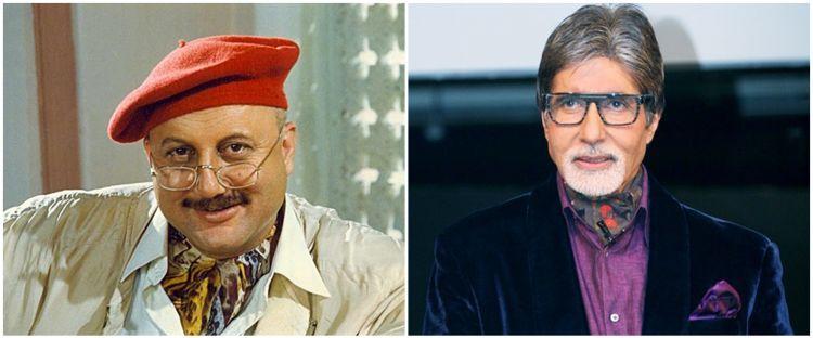 Potret masa muda 5 seleb Bollywood langganan peran ayah, manglingi