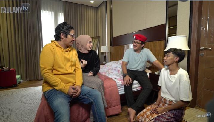 rumah singgah Pasha © YouTube
