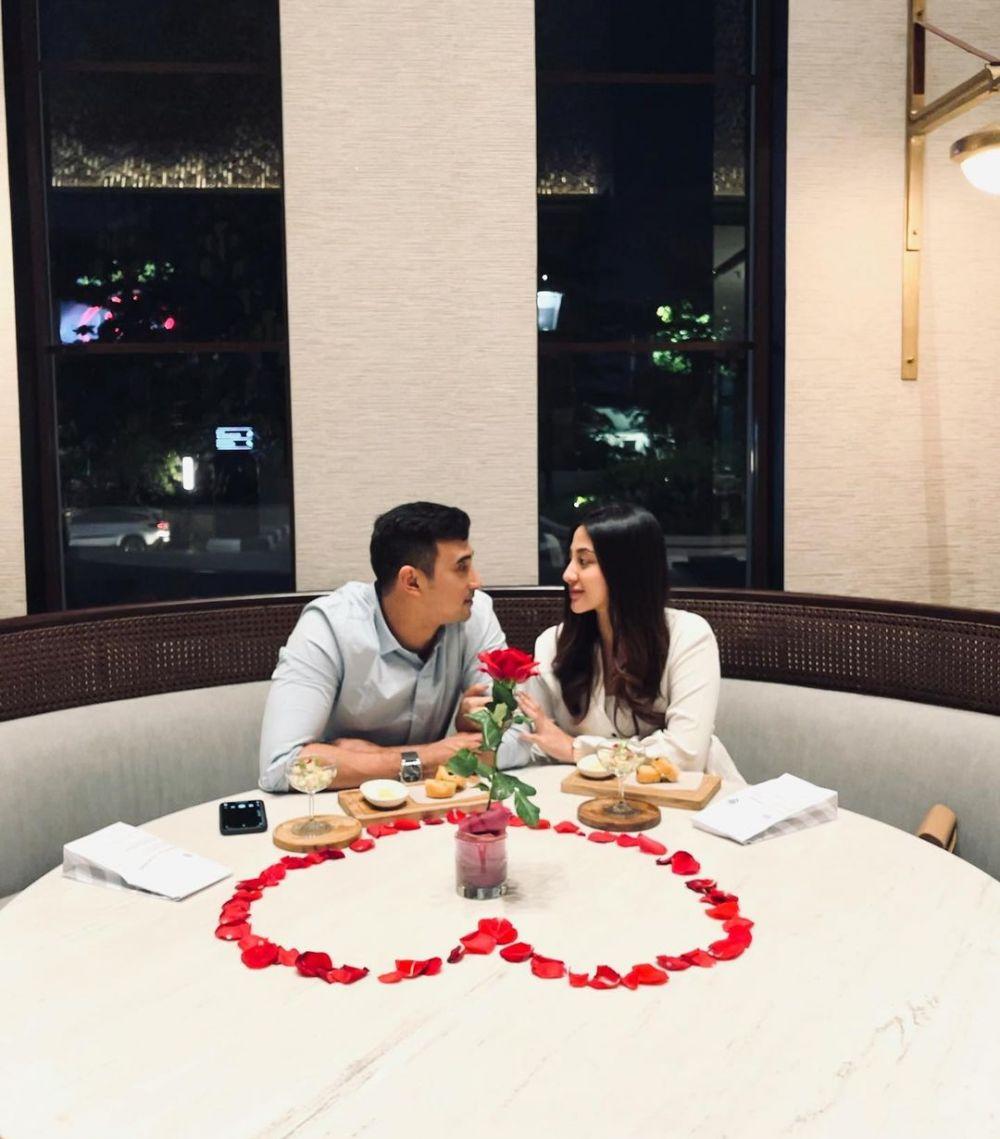 seleb rayakan valentine setelah nikah © 2021 brilio.net