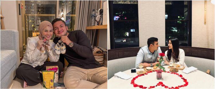 Jadi pengantin baru, 6 seleb ini rayakan Valentine pertama usai nikah