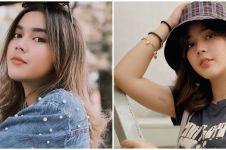 7 Gaya rambut Fay Nabila IMB yang selalu kece, bisa jadi inspirasi