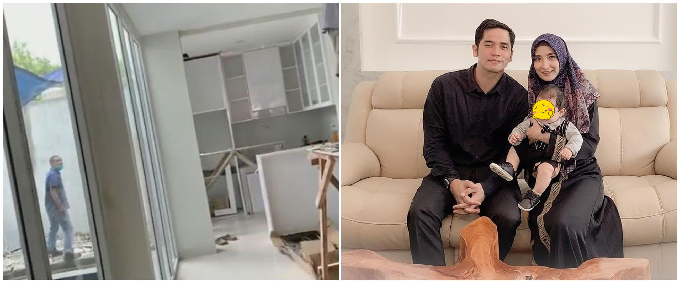 10 Potret rumah baru Chacha Takya dan Ricky Perdana usai renovasi