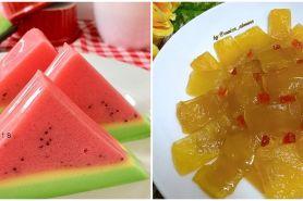 10 Resep olahan semangka, enak, sederhana, dan bikin nagih