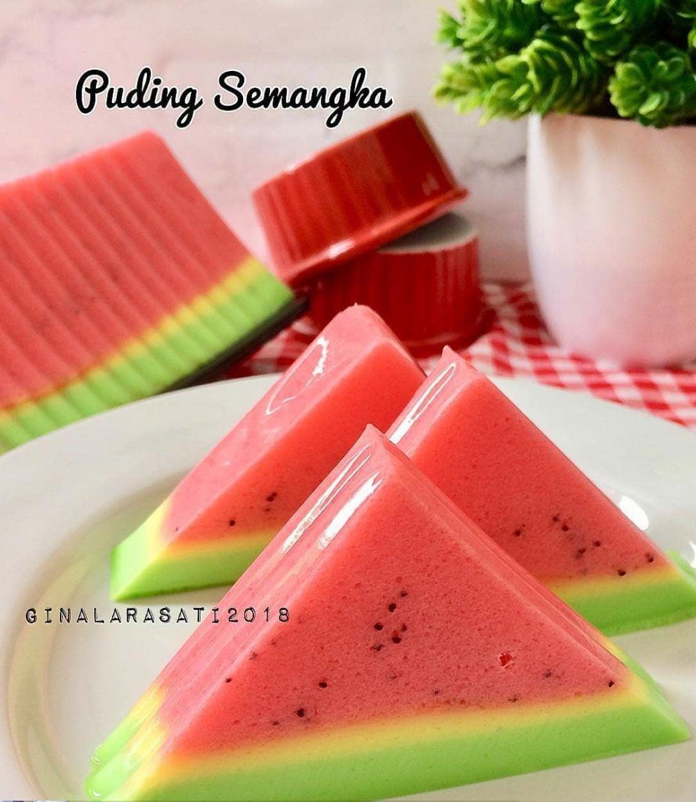 resep olahan semangka © Instagram