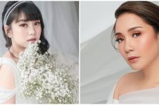 Pemotretan 10 seleb tema flawless, Sandrinna Michelle bak artis Korea