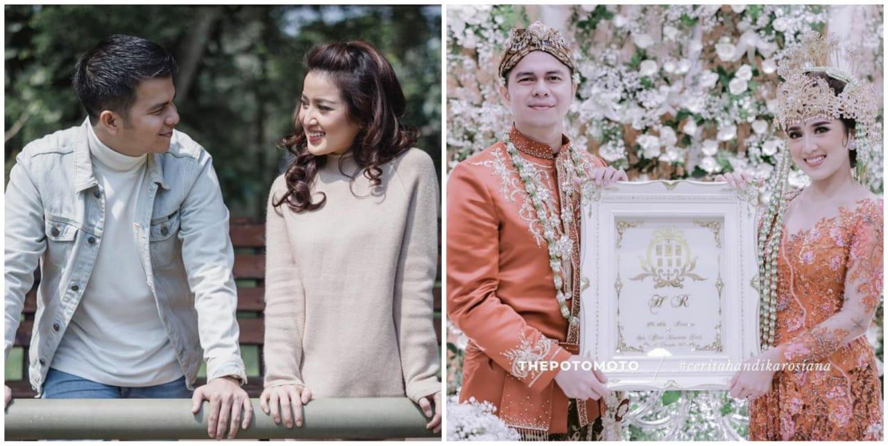 Handika Pratama ceritakan kehidupannya usai menikah, jadi rajin masak
