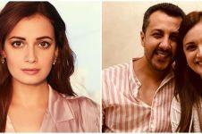 7 Potret pernikahan artis Bollywood Dia Mirza kedua kalinya, meriah